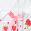 Bawełniana Piżama Strawberry Poupee Marilyn