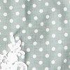 Bawełniana Sukienka Plażowa w Kropki Sweet Doll Olive Marilyn