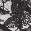 Miękki Koronkowy Biustonosz Shirley Black Poupee Marilyn