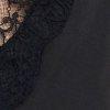 Satynowy komplet nocny z koronką Jennifer Poupee Marilyn