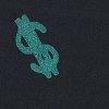 Maseczka ochronna wielorazowa z nadrukiem Dollars 2 Marilyn