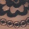 Cienkie skarpetki damskie z kwiatowym wzorem U23 Marilyn